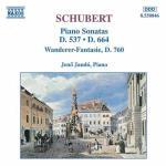 Piano Sonatas D 537 & 664