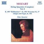 String Quartets Vol 8