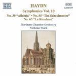 Symphonies Nos 30 / 55 / 63