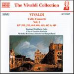 Cello Concertos Vol 1