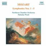 Symphonies Nos 1-5