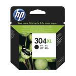 HP 304 Black XL Ink cartridge