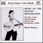 Musik Från Renässansens Italien