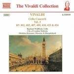 Cello Concertos Vol 3