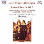 Lamentationer Från Barocken Vol 3