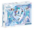 60 pcs. Puzzles Kids Special Collection Olaf`s Frozen Adventure