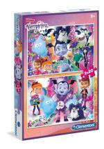 2x20 pcs. Puzzles Kids Special Collection Vampirina