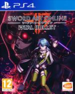 Sword Art Online Fatal Bullet PS4