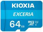 Kioxia MicroSD Exceria 64GB