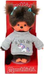 Monchhichi Unicorn Sweater Girl 20 cm