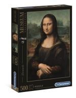 "500 pcs Museum Collection - Leonardo ""Mona Lisa"""