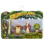 Gigantosaurus Figure 4-Pack