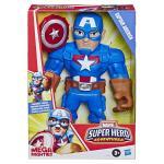 Playskool Heroes Super Hero Adventures Mega Mighties Captain America
