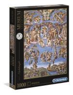 """1000 pcs Museum Collection - Michelangelo """"Universal Judgement"""""""