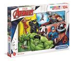 104 pcs Puzzles Kids Avengers