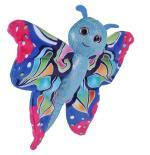 Wild Republic Huggers Butterfly Blue 20 cm