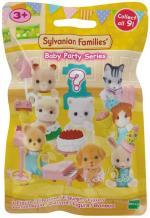Sylvanian Families Baby Camping Series 1 st blandade figurer
