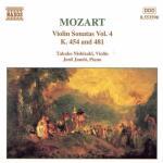 Violin Sonatas Vol 4