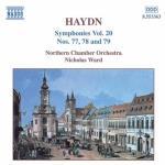Symfonier Nr 77-79
