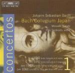 Violinkonsert Bwv 1041-1043 & 1060