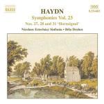 Symphonies Vol 27, 28 & 31