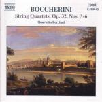 String Quartets Op 32 3-6