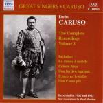 Complete Recordings Vol 1