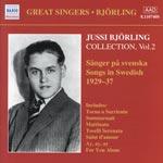 Sånger på svenska 1929-37