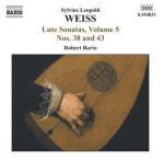 Lute Sonatas Vol 5