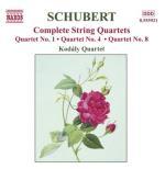 String Quartets D18/46/112