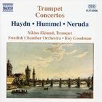Trumpet Concertos (Haydn/Hummel/Neruda)
