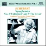 Symphonies nos 8 & 9 (Tintner)