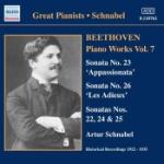 Piano works vol 7 (Artur Schnabel)