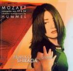 Pianokonsert Nr 10 & 24 (Arr Hummel)