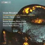 Konsert För Piano Klarinett & Oboe