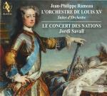 Lorchestre De Louis XV