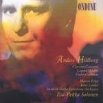 Klarinett och violinkonserter