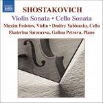 Violin- & Cellosonat