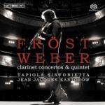 Klarinettkonserter (Martin Fröst)