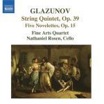 String Quintet / 5 Novelettes Op 15