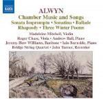 Violin Sonatina And Songs (Mitchell)