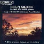 Strauss/Sibelius - Songs