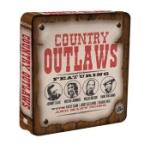 Country Outlaws (Plåtbox)