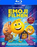 Emoji / Filmen (Norskt omslag)
