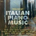 20th Century Italian Piano Music