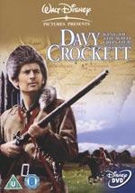 Davy Crockett - vildmarkens hjälte