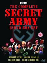 Hemliga armén / Complete series (Ej textad)