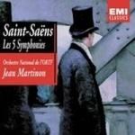 5 Symfonier (Martinon Jean)