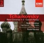 Piano Concertos 1-3/Fantasi