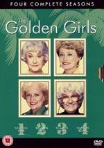 Pantertanter / Golden girls Säsong 1-4